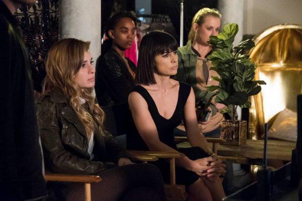 UnREAL TV show on LIfetime and Hulu; ended, no season 5