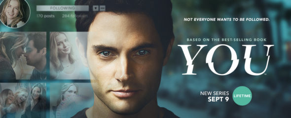 You TV show on Lifetime: season 2 renewal (canceled or renewed?)