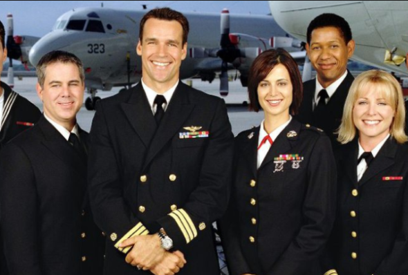 Jag Tv Show On Cbs Canceled Or Renewed