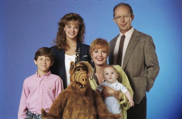 Alf TV show on NBC: (canceled or renewed?)