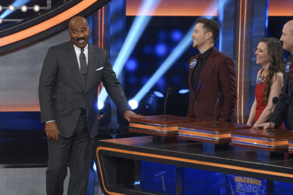 Celebrity Family Feud on ABC: Cancelled or Renewed for ...