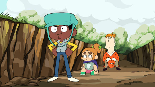 Craig of the Creek TV show on Cartoon Network: (canceled or renewed?)