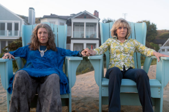 Grace and Frankie TV show on Netflix: (canceled or renewed?)