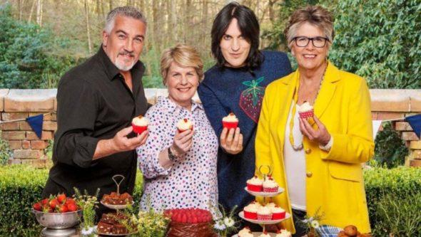 The Great British Baking Show TV show on Netflix: (canceled or renewed?)