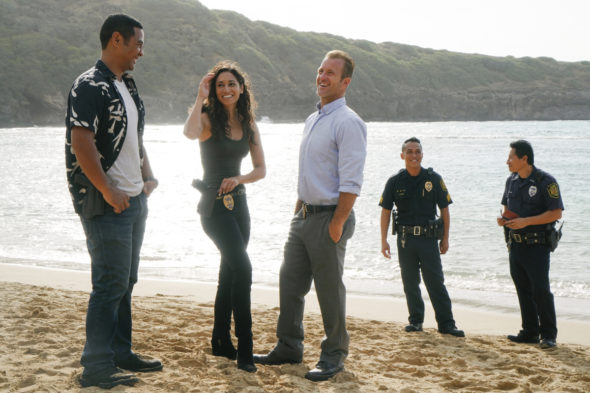 Hawaii Five-0 TV show on CBS: (canceled or renewed?)