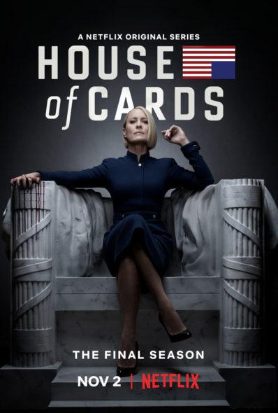 House Of Cards Season Six Netflix Announces Final Season Premiere