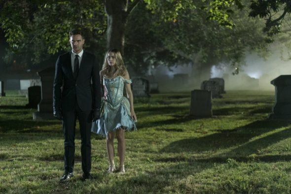 Into the Dark TV show on Hulu: (canceled or renewed?)