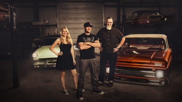 Iron Resurrection TV show on Velocity: (canceled or renewed?)