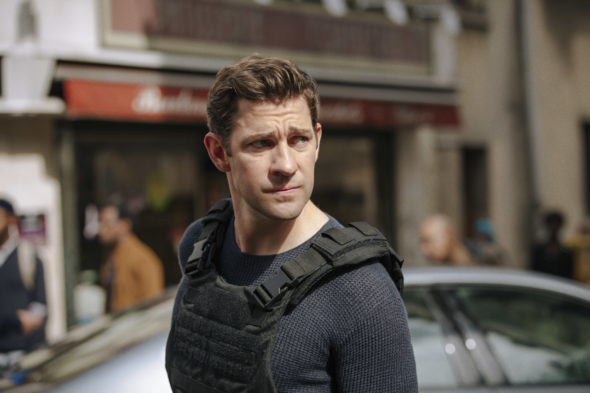 Tom Clancy's Jack Ryan TV show on Amazon: season 1 viewer votes episode ratings (cancel or renew season 2?)