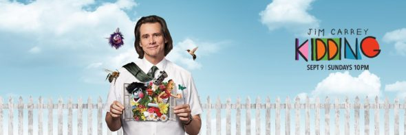 Kidding TV show on Showtime: season 1 ratings (canceled or renewed season 2?)