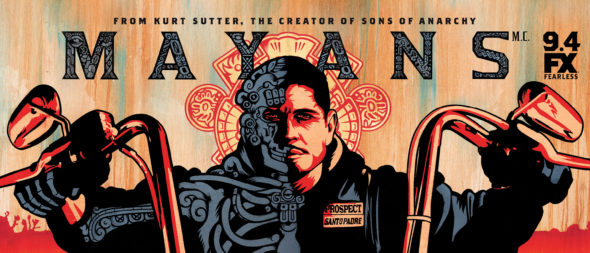 MAYANS MC TV show on FX: season 1 ratings (canceled or renewed season 2?)