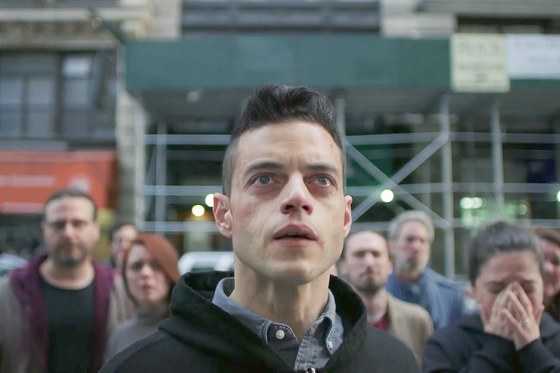 Mr. Robot TV show on USA Network ending after season four