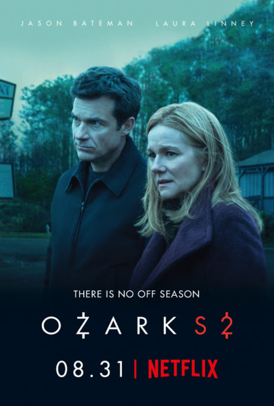 Ozark TV show on Netflix: season 2 viewer votes episode ratings (cancel or renew season 3?)