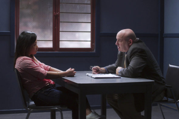 Pink Collar Crimes TV Show on CBS: canceled or renewed?