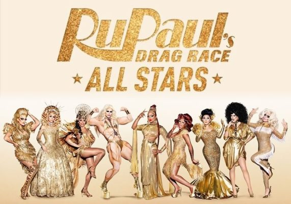 RuPaul's Drag Race All Stars TV show on VH1; season four renewal