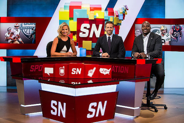 Sportsnation TV show on ESPN cancelled