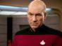 Patrick Stewart from Star Trek: The Next Generation