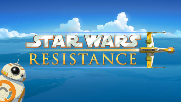 Star Wars Resistance TV show on Disney Channel: (canceled or renewed?)