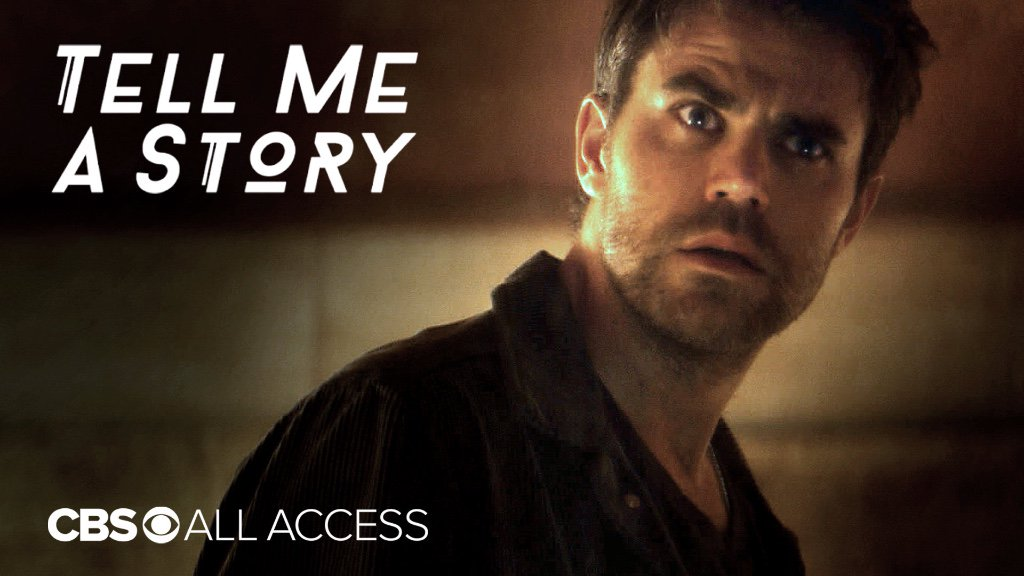 Tell Me A Story Psychological Thriller Series Coming To Cbs All Access Canceled Renewed Tv Shows Tv Series Finale