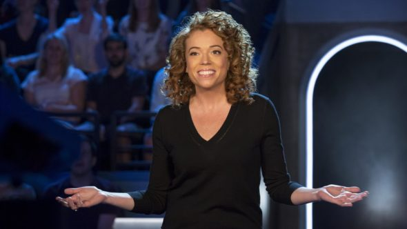 The Break with Michelle Wolf TV show on Netflix cancelled