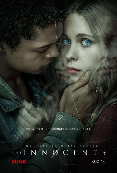 The Innocents TV show on Netflix: season 1 viewer votes episode ratings (cancel renew season 2?)