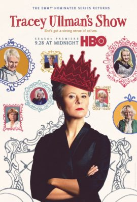 Tracey Ullman's Show TV show on HBO: (canceled or renewed?)