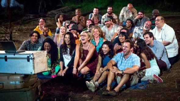 Wrecked TV show on TBS: season 3 viewer votes episode ratings (cancel or renew season 4?)