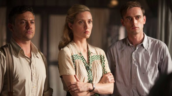 X Company TV show on Ovation: canceled or season 4? (release date); canceled, no fourth season
