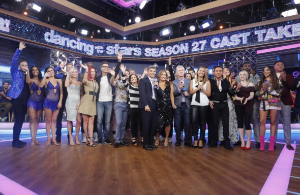 Dancing with the Stars TV show on ABC: (canceled or renewed?)