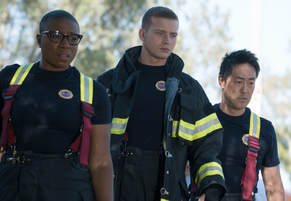 9-1-1 TV show on FOX: season 2 viewer votes episode ratings (cancel renew season 3?)