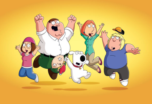 Family Guy TV show on FOX: season 16 viewer votes (cancel or renew season 17/)