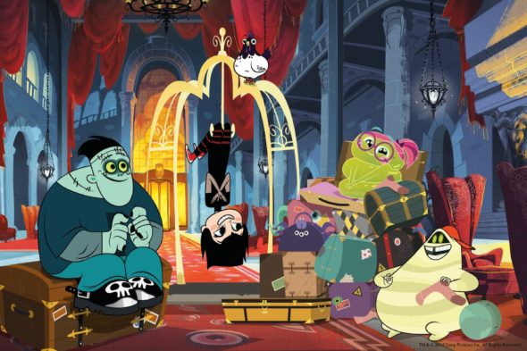Hotel Transylvania: The Series TV show on Disney Channel: (canceled or renewed?)