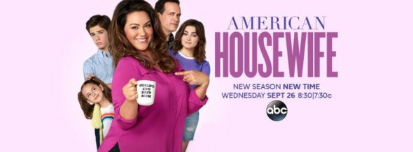American Housewife TV show on ABC: season 3 ratings (canceled or renewed season 4?)