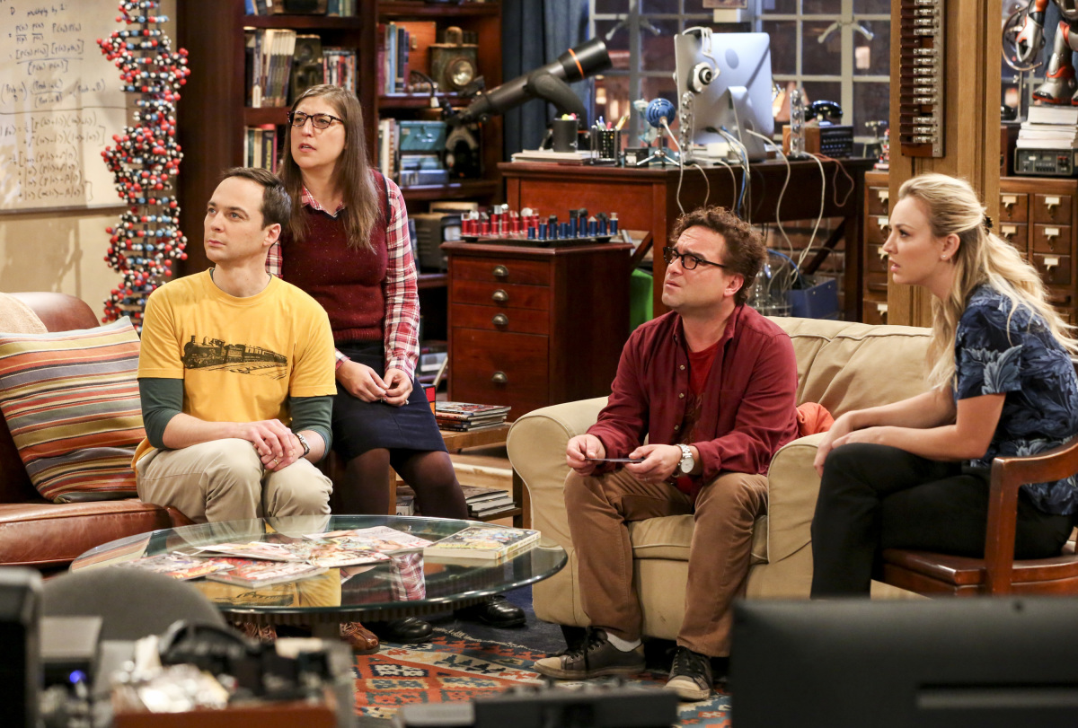 The Big Bang Theory On Cbs Cancelled Or Season 13 Release Date Canceled Renewed Tv Shows Tv Series Finale