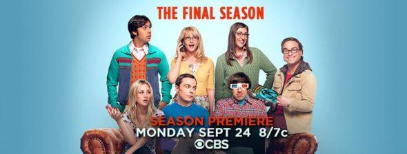 Canceled or renewed? The Big Bang Theory TV show on CBS: season 12 ratings (ending, no season 13)