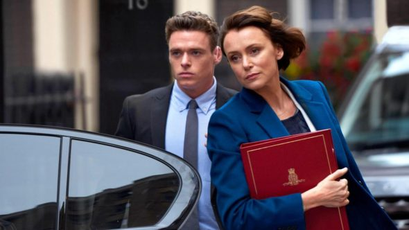 Bodyguard TV show on Netflix: (canceled or renewed?)