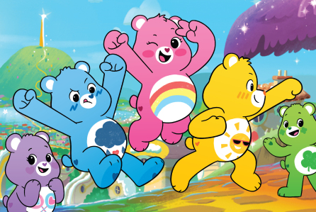 Care Bears: Unlock the Magic TV show on Boomerang: (canceled or renewed?)