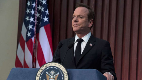 Designated Survivor TV show on Netflix: season 3