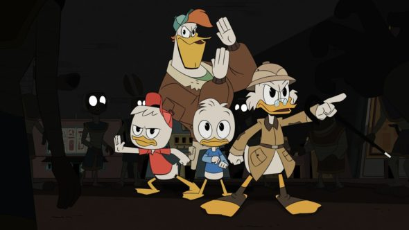 Ducktales TV show on Disney XD renewed for season three