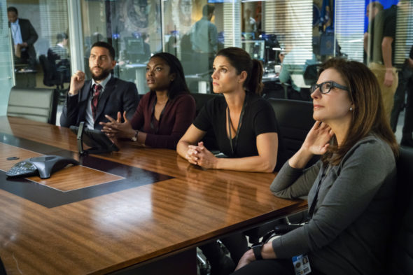 FBI TV show on CBS: viewer votes (canceled or renewed for season 2?)