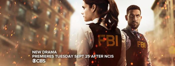 FBI TV show on CBS: ratings (canceled or renewed for season 2?)