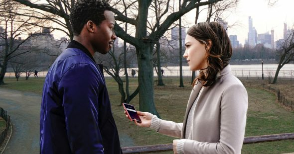 God Friended Me TV show on CBS: (canceled or renewed?)