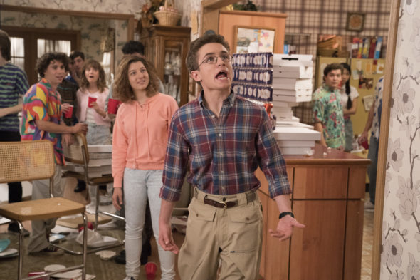 The Goldbergs TV show on ABC: canceled or season 7? (release date); Vulture Watch