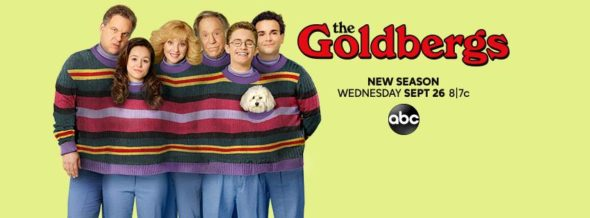 The Goldbergs TV show on ABC: season 6 ratings (canceled or renewed season 7?)