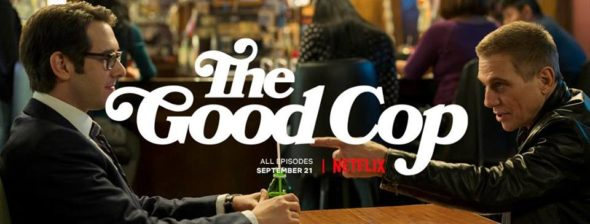 The Good Cop TV show on Netflix: season 1 viewer votes episode ratings (cancel renew season 2?)