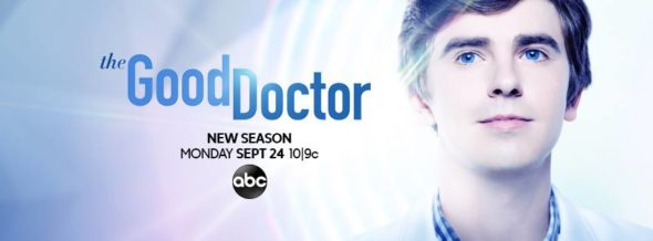 The Good Doctor TV show on ABC: season 2 ratings (canceled renewed for season 3?)