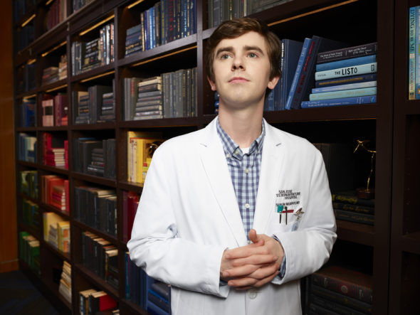 THE GOOD DOCTOR TV SHOW ON ABC: season 2 viewer votes episode ratings (cancel renew season 3?)