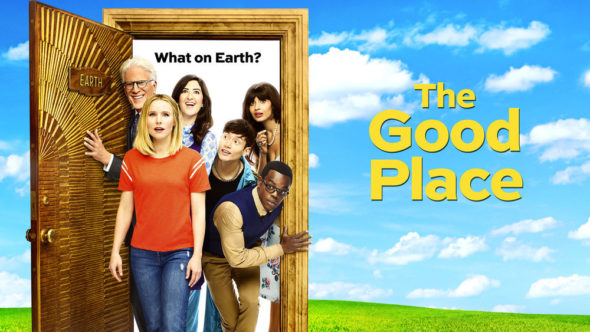 The Good Place TV show on NBC: season 3 ratings (canceled or renewed season 4?)