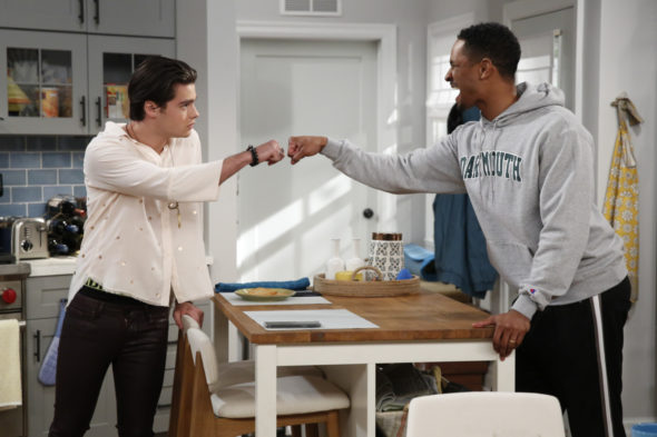 Happy Together TV Show on CBS: canceled or renewed?