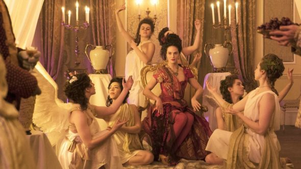 Harlots TV show on Hulu renewed for season three